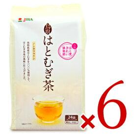 《送料無料》ゼンヤクノー 鳥取はとむぎ茶 [7g×24袋] × 6袋