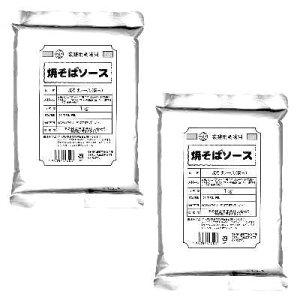 あみ印 焼きそばソース(粉末) 1kg × 2袋