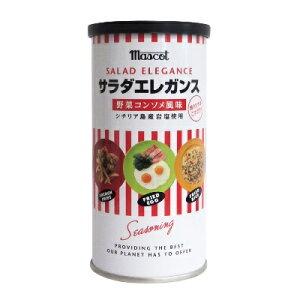 マスコット サラダエレガンス プロ缶 120g 【マスコットフーズ うまみ調味料 万能調味料 コンソメ風味 野菜】《あす楽》《ポイント消化に!》
