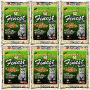 《送料無料》 木の猫砂 ファイネスト キティ 5L × 6袋 [レッテンマイヤー]【ドイツ産 仔猫用】《あす楽》