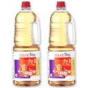 九重味淋 本みりん 九重 1.8L × 2本 手付ペットボトル 【料理用 みりん 味醂 九重味醂 無添加】《あす楽》