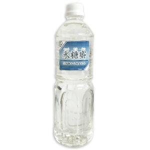 【お買い物マラソン限定!クーポン発行中】中日本氷糖 氷糖蜜 1L [馬印]【砂糖 シュガー シロップ 業務用 大容量 お徳用】