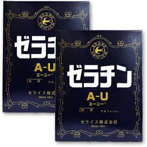 《送料無料》 ゼライス ゼラチン A-U 1kg × 2箱 [粉末ゼラチン]【ゼラチンAU 業務用 冷菓 ゼリー ムース 製菓材料】