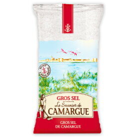 カマルグ グロ・セル 1kg [アルカン]【天日塩 海水塩 カマルグの塩 粗塩 グロセル フランス サラン】