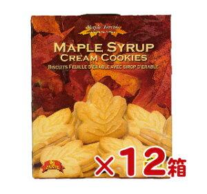 テロワール メープル・クッキー 350g ×12箱 【クッキー カナダ お土産 カエデ メープルシロップ クリームサンド 】