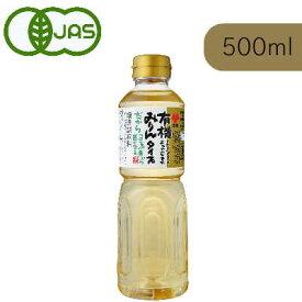 盛田 有機みりんタイプ 500ml 【有機JAS 味醂 味琳 みりん】