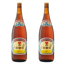盛田 白醤油 特級 1.8L×2 【お徳用 大容量 一升瓶】