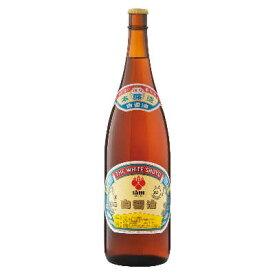 盛田 白醤油 特級 1.8L 【お徳用 大容量 一升瓶】