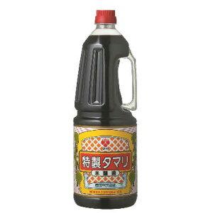 【マラソン限定!最大2000円OFFクーポン】盛田 特製タマリ 1.8L ペット 【たまり醤油】