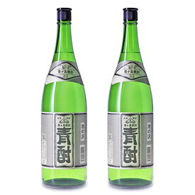 《送料無料》青ヶ島酒造 青酎 池之沢 35度 1800ml × 2本