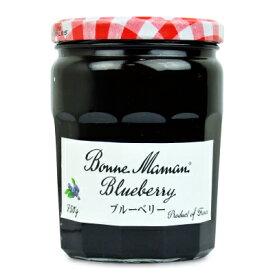 エスビー食品 ボンヌママン ブルーベリージャム 750g