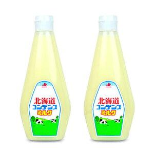 【マラソン限定!最大2000円OFFクーポン】北海道乳業 北海道コンデンスミルク 1kg × 2個