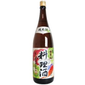 福来純 純米料理酒 1.8L (1800ml)[白扇酒造]