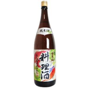 福来純 純米料理酒 1.8L (1800ml)[白扇酒造]《あす楽》