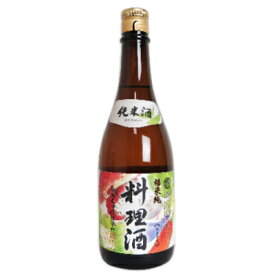 福来純 純米料理酒 720ml [白扇酒造]《あす楽》