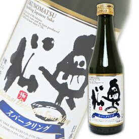 奥の松酒造 純米大吟醸 スパークリング 290ml 《あす楽》