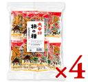 浪花屋製菓 大辛口柿の種 徳用袋 224g(16g×14袋入)× 4個 【ピーナッツなし つまみ...
