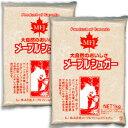 《送料無料》 メープルシュガー パウダー 1kg × 2袋 [MFJ]【天然甘味料 砂糖 製菓 パン 粉末 メイプル 無添加 カナ…