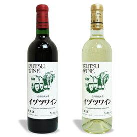 井筒ワイン スタンダード 赤 720ml + 白 720ml 《あす楽》