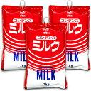 《送料無料》 筑波乳業 コンデンスミルク スパウトパウチ 1kg × 3袋 《あす楽》