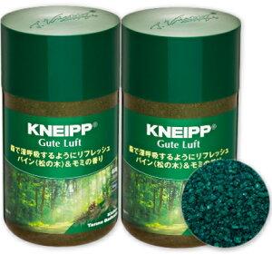 クナイプ グーテルフト バスソルト パイン<松の木>& モミの香り 850g × 2個 [KNEIPP]【入浴剤 入浴 バス お風呂】《あす楽》