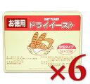 《送料無料》 お徳用ドライイースト 90g(3g×30袋)× 6箱 [パイオニア企画]《あす楽》