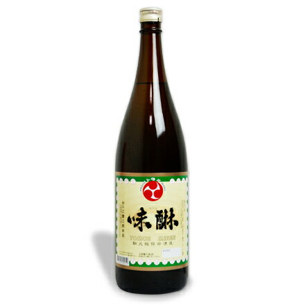 入江豊三郎本店 トモエ印 本味醂 1800ml 《あす楽》