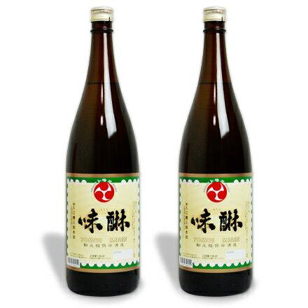 入江豊三郎本店 トモエ印 本味醂 1800ml × 2本 《あす楽》