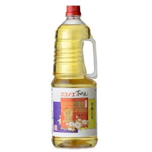 九重味淋 本みりん 九重 1.8L 手付ペットボトル 【料理用 みりん 味醂 ココノエ 九重味醂 無添加】