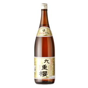 九重味淋 本みりん 九重櫻 1.8L 【料理用 みりん 味醂 九重味醂 九重桜 一升瓶 無添加】《あす楽》