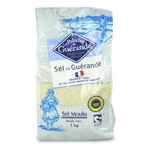 《送料無料》セルマランドゲランド ゲランドの塩 顆粒 1kg