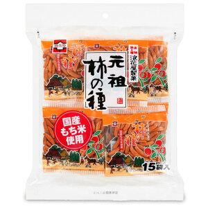 浪花屋製菓 柿の種徳用袋 240g(15分包)