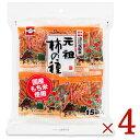 浪花屋製菓 柿の種徳用袋 240g(15分包)× 4袋《あす楽》