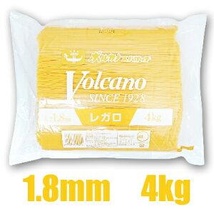 ボルカノ スパゲッチパスタレガロ 1.8mm 4kg [Volcano]日本製麻
