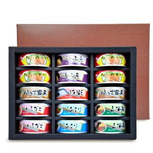 《送料無料》シンヤ 金沢ふくら屋 ふくら印 惣菜缶詰7種類 15缶入り 味の匠Aセット