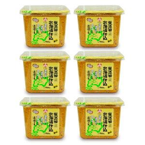 《送料無料》福山醸造 トモエ 北海道仕込み白つぶ750g × 6個
