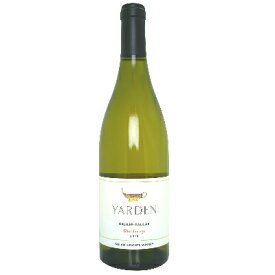 Yarden ヤルデン シャルドネ 750ml [白ワイン 辛口 イスラエル]《あす楽》