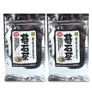《送料無料》大豊町碁石茶協同組合 『本場の本物』碁石茶100g × 2袋