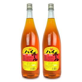 神田食品研究所 ハイボール 瓶 1800ml × 2本《あす楽》