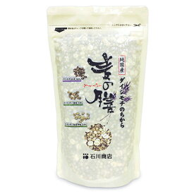 石川商店 麦の膳(国内産もち麦・裸麦・胚芽押麦) 300g
