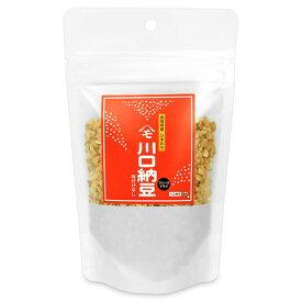 《メール便選択可》 川口納豆 乾燥納豆 (スタンドパック) 65g《あす楽》