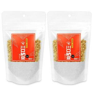 《メール便で送料無料》 川口納豆 乾燥納豆 (スタンドパック) 65g × 2袋