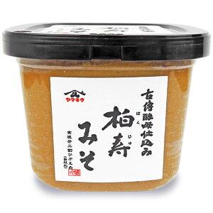 小玉醸造 ヤマキウ 柏寿味噌 古傅酵母仕込み 1kg