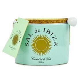 サル・デ・イビザ 100%ソルト 陶器ポット 150g