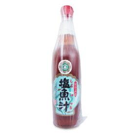 仙葉善治商店 塩魚汁 しょっつる 550ml