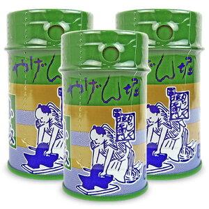 からしや徳右衛門印 やげん堀 山椒 7g × 3缶 中島商店