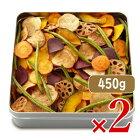 《送料無料》ヨコノ食品 日本の野菜 極 450g × 2個