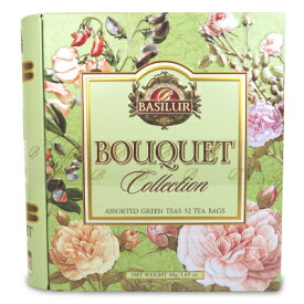 バシラーティー BASILUR TEA ブーケ アソート ブック 48g