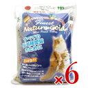 《送料無料》レッテンマイヤー 木の猫砂 ファイネスト ネイチャーゴールド 5L×6袋セット ケース販売