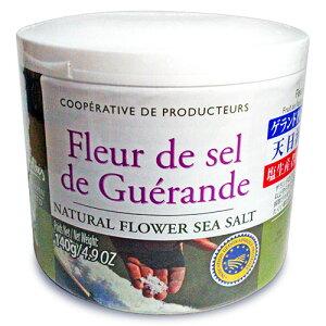 ゲランドの塩 フルール ド セル 140g